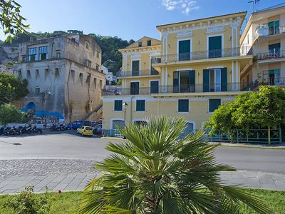 Photo for Appartamento Mariuccia E: A welcoming apartment situated at a few steps from a sandy beach, with Free WI-FI.