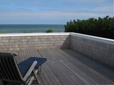 Private 2nd floor Decks off 2 bedrooms with Ocean view
