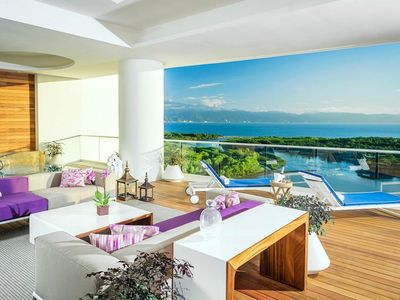 Photo for Grand Luxxe Puerto Vallarta 4Bed/5Bath Residence
