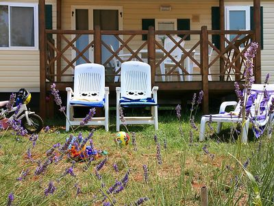 Photo for Vacation home Camping Park Umag in Umag - 6 persons, 3 bedrooms