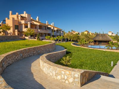 Photo for COMFORTABLE APARTMENT 2 BEDROOMS UP TO 4 PEOPLE IN HACIENDA DEL ALAMO