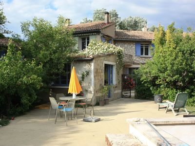 Photo for BASTIDE RENOVATED SWIMMING POOL AND GARDEN 900M2