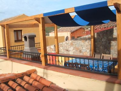 Photo for A Large House near the sea with Terrace - perfect for the big family or Group!