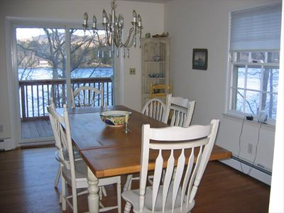 Oscawana Lake Dining Room (winter)