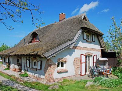 Photo for House Sonnenwinkel under thatched roof with sauna and fireplace - House Sonnenwinkel under thatched roof with sauna and fireplace