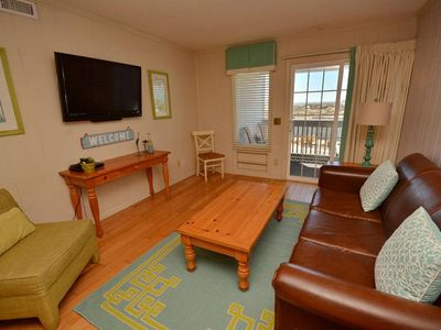 Photo for Finestere C2 Nice 2 Bedroom Ocean View Condo In Cherry Grove Beach