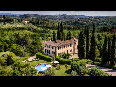 Photo for MAGNIFICENT 8BD-8.5BA VILLA WITH HEATED POOL 1 MILE AWAY FROM HEART OF FLORENCE!
