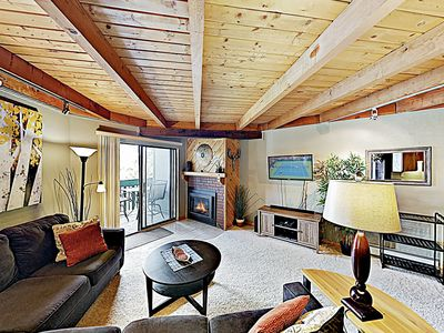 Photo for Treehouse Retreat w/ Views, Pool, Hot Tubs & Game Room - Near Ski Resorts