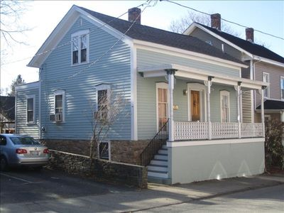 Remodeled Downtown Newport Home:  Steps from Everything in Town