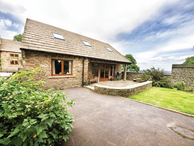 A rural cottage in beautiful surrounding countryside