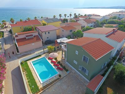 Photo for *New* villa 40m from beautiful sandy beach