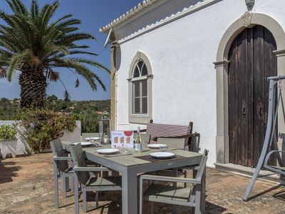 Photo for Tavira Country House apartment in Tavira with WiFi, private terrace & private garden.