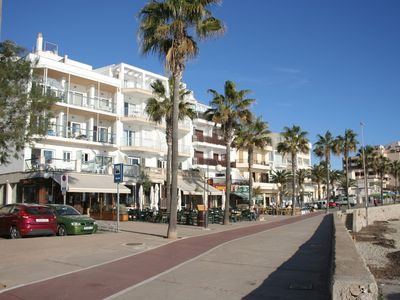Photo for APP. ARCADIA 1-A: Direct Beach, Side Sea View, 1 BR (Type A)