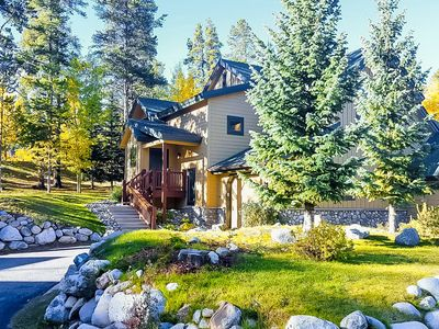 Photo for Skiers perfect vacation home, private hot tub, near skiing, hiking, bus stop!