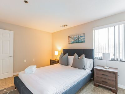 Photo for Spacious Flat Just Outside DC + Fitness Center