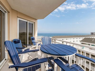 Photo for Gateway Grand 403, Decorator furnished side view unit in a luxury oceanfront building