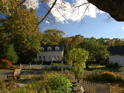 Charming 5BR Waterfront Cape on 15 acre estate