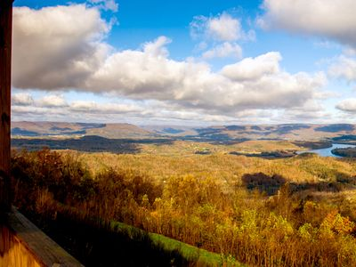 Photo for A Little Piece Of Heaven On Earth Chattanooga 25 miles panoramic views of valley