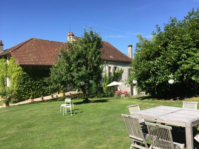 Photo for 3BR Chateau / Country House Vacation Rental in Beurizot, Bourgogne-Franche-Comté