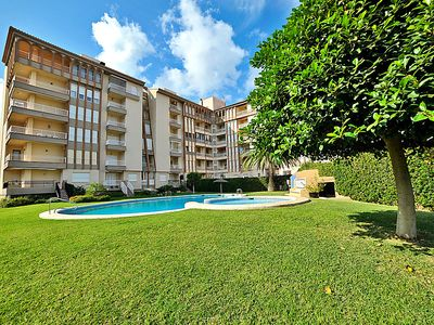 Photo for Apartment Arenal 80  in Jávea, Costa Blanca - 7 persons, 4 bedrooms