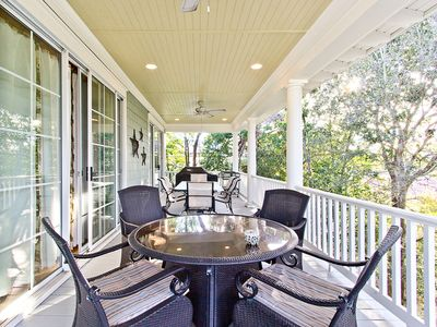 Photo for This is Livin: 4 BR / 3.5 BA townhouse in Tybee Island, Sleeps 10