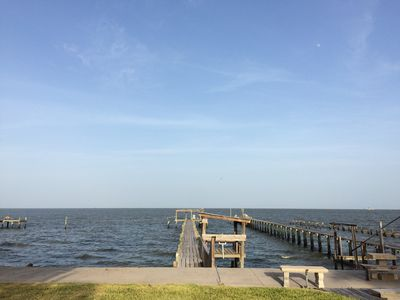 Photo for Quiet Family Kept Waterfront Bayhouse With Great Fishing Pier