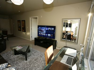 Photo for Southlake union 1BD 2 - One Bedroom Apartment, Sleeps 3