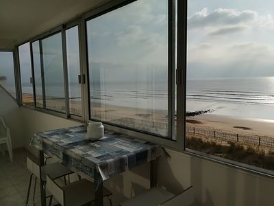 Photo for Beautiful apartment F2 Facing the ocean any comfort
