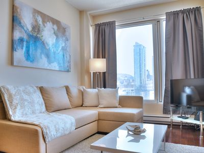 Photo for Luxury Condo Old Port/Convention Centre/Downtown 3