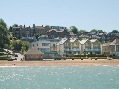 Photo for Reflections, West Cowes, Panoramic Sea Views