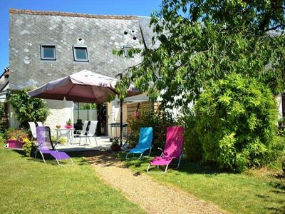 Photo for Gite Veigné, 2 bedrooms, 4 persons