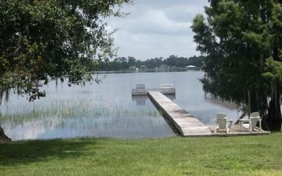 Photo for 3/2/2 Lake House Seasonal Rental. Approx 1800 living sq ft. Fishing and Boating.