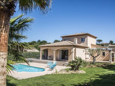 Photo for Lovely Spacious Home  With Large Garden Near Beach, Golf & Mountains