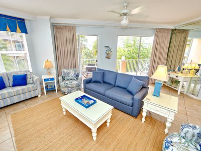 Photo for ''Island Style'  3BR/3BA in Beach Front Building off 30A! beaches open May 1st!