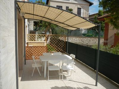 Photo for S27 - Sirolo, new three-room apartment with terrace in the center