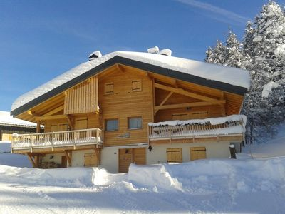 Photo for duplex in chalet in the heart of Espace Diamant.