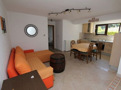 Photo for Apartment 180 m from the center of Rovinj with Parking, Terrace (517424)