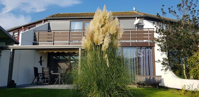 Photo for HOUSE IN ZEELAND (WITH ROOFING), adjacent pond, few minutes from the road