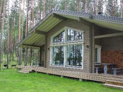 Photo for Vacation home Pöllönpesä in Savonlinna - 7 persons, 2 bedrooms