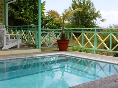 Photo for 3BR Townhome Vacation Rental in Mt Irvine, Tobago