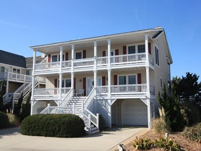 Photo for Tranquility: 5 BR / 5 BA house in Nags Head, Sleeps 10