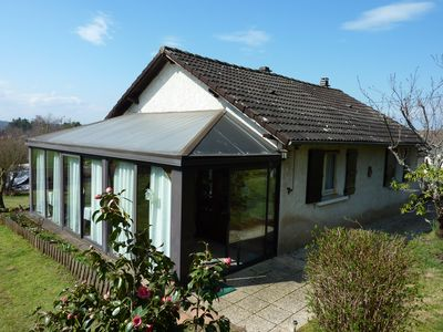 Photo for GITE 2 * 4/5 10MN BRIVE PERSONS AND CLOSE TO TOURIST SITES