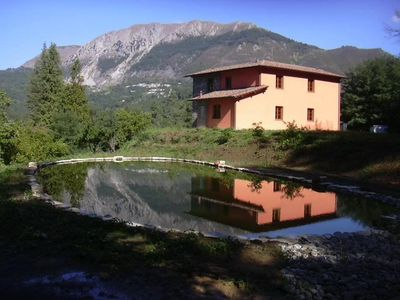 Photo for Holiday house Bagni di Lucca for 8 - 10 persons with 4 bedrooms - Holiday house