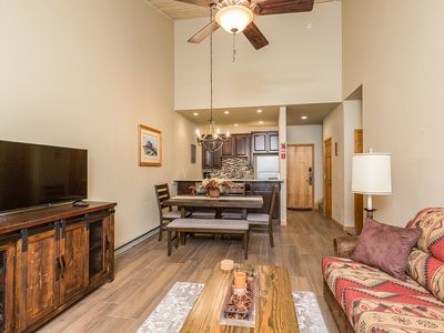 Photo for Cozy, Newly Remodeled, 2bd, 2b, Sleeps 6 at Gorgeous Cascade Village