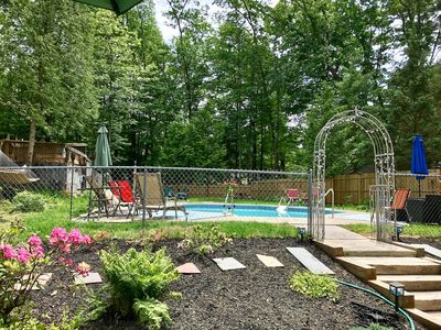 Photo for Family Friendly, Pool & Private Yard, Close to Park! Well Maintained & Clean