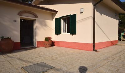 Photo for Pretty house just 80 Mt from the sea - Villetta Nory- Procchio
