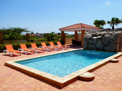 VILLA SOLEIL - TIME TO BOOK YOUR SPRING AND SUMMER VACATIONS IN PARADISE!