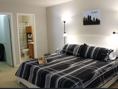 Photo for Cozy Townhome 15 Minutes From Uptown Charlotte