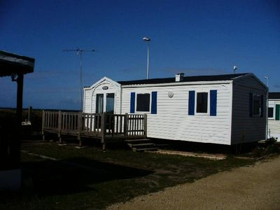 Photo for Camping L'Atlantys *** - Mobil Home 3 Rooms 4/5 People