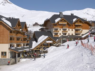 Photo for Apartment ideally located at the foot of the slopes